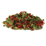Bell Peppers, Red/Green Mix - Bag (3 oz.)