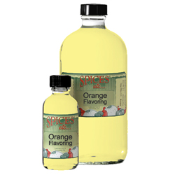 Orange Flavoring - 16 oz.