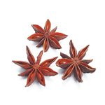 Anise, Star, Whole/Pieces - Small (.7 Oz.)