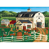 Jodi's Antiques Barn 1000 Piece Jigsaw Puzzle