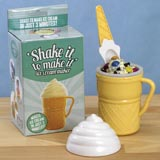 Ice Cream Shaker Maker