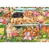 Spring Pasture 300 Large Piece Jigsaw Puzzle