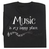 Music- Novelty T-shirt