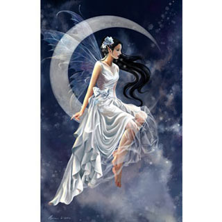 Frost Moon 1000 Piece Jigsaw Puzzle