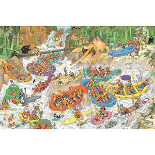Large Puzzles Over 1000 Pieces