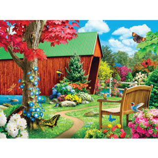 Bridge of Hope 300 Large Piece Jigsaw Puzzle