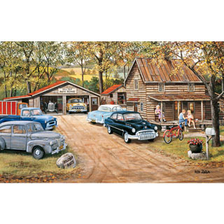 The Chaperone 550 Piece Jigsaw Puzzle