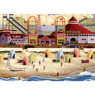 Playland 300 Large Piece Jigsaw Puzzle