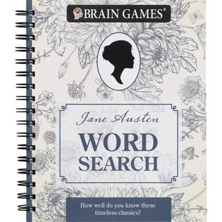 Jane Austen Word Search