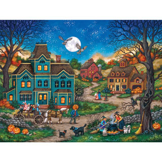 Witches Brew 1000 Piece Jigsaw Puzzle