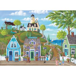 Seaside Stroll 1000 Piece Jigsaw Puzzle