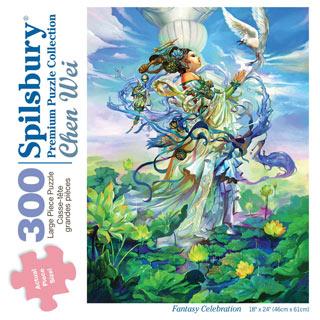 Fantasy Celebration 300 Large Piece Jigsaw Puzzle