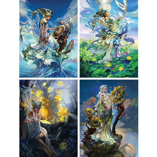 Chen Wei Puzzle Collection