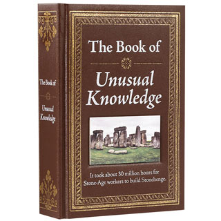 The Know-It-All Library Book - Unusual Knowledge