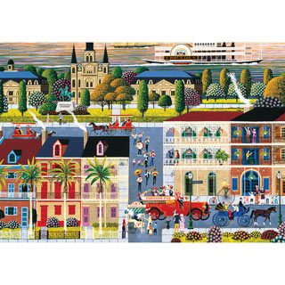 Rampart Street Parade 1000 Piece Jigsaw Puzzle