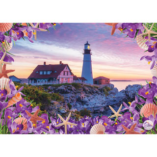 Lighthouse 1000 Piece Jigsaw Puzzle