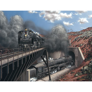 Crossing Legends 300 Large Piece Jigsaw Puzzle
