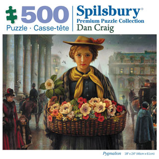 Pygmalion 500 Piece Jigsaw Puzzle