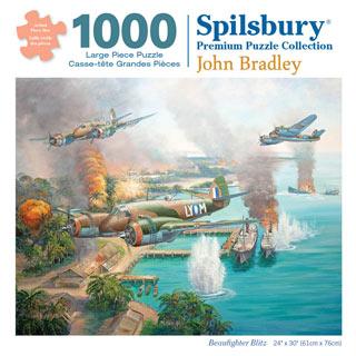Beaufighter Blitz 1000 Piece Jigsaw Puzzle