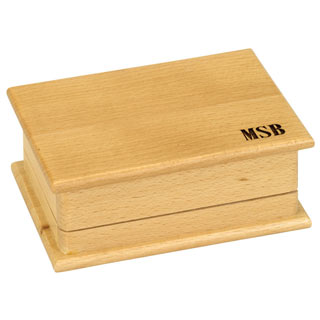 Personalized Secret Sliding Box