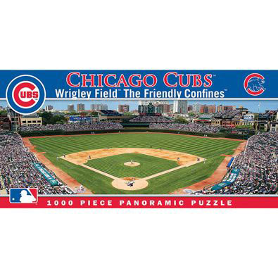 Cubs 1000 Piece Jigsaw Puzzle