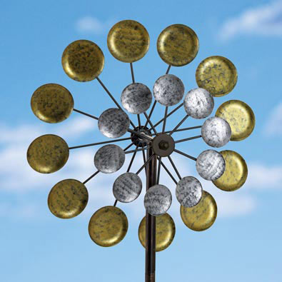 Suns and Moons Orbiting Wind Spinner