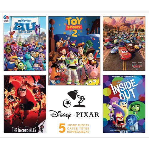 Disney® Pixar 5-in-1 Multi Pack Set