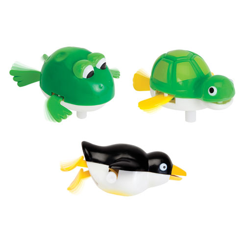 Wind-up Swimmers