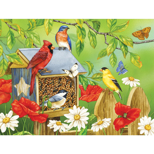 Celebrate Summer 500 Piece Jigsaw Puzzle