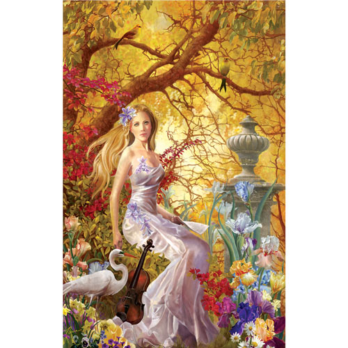 Lost Melody 1000 Piece Jigsaw Puzzle