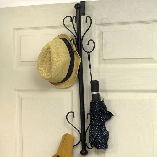 Over-the-Door Coat Rack
