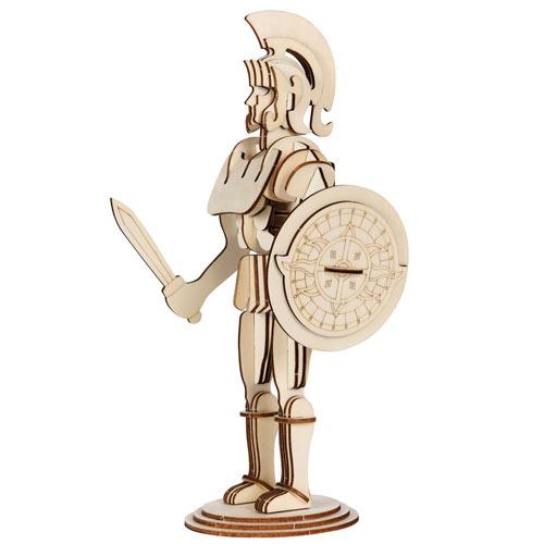 3D Wooden Soldier