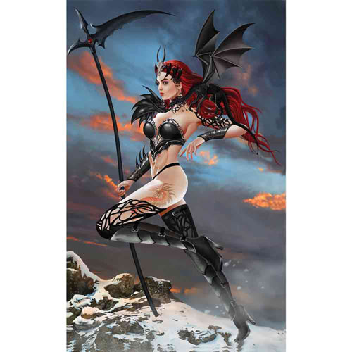 Queen of Bones 1000 Piece Jigsaw Puzzle
