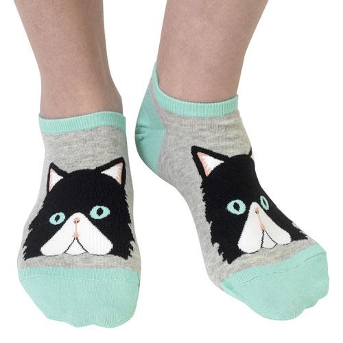 Persian Cat Socks