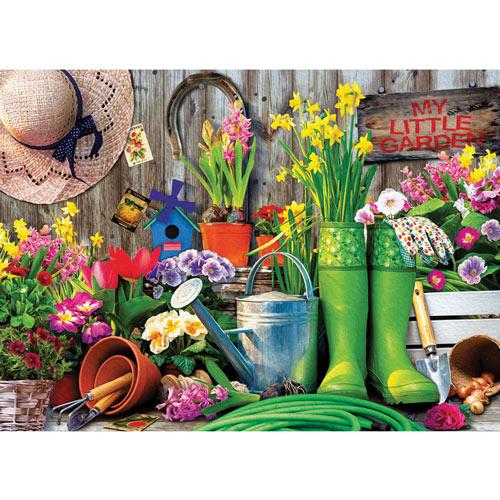 Garden Tools 1000 Piece Jigsaw Puzzle