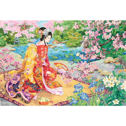 Haru No Uta 2000 Piece Giant Jigsaw Puzzle