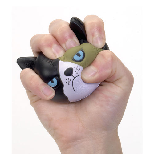 Cranky Cat Stress Ball
