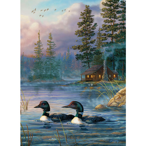 Autumn in the Air 1000 Piece Jigsaw Puzzle