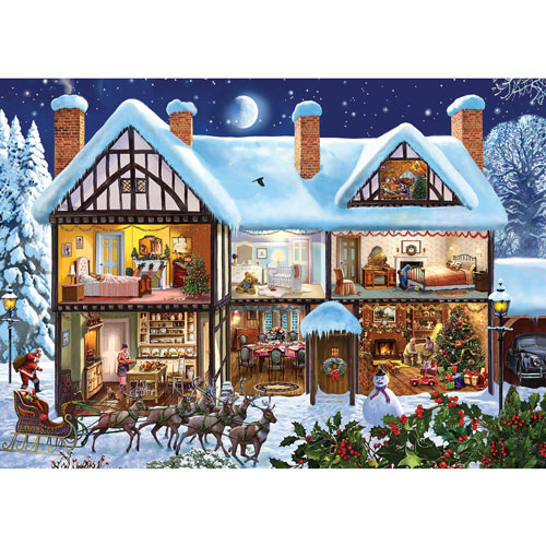 Midnight Delivery 1000 Piece Jigsaw Puzzle