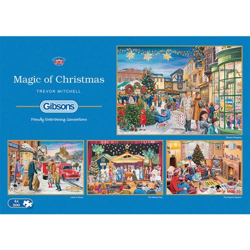 Magic of Christmas 4 in 1 Multipack Set