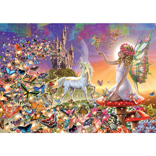 Fairyland 1000 Piece Jigsaw Puzzle