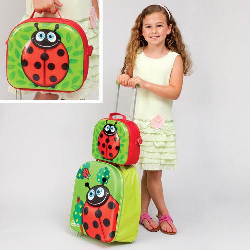 Ladybug Lunch Box