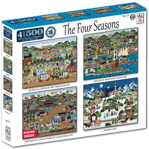 The Four Seasons 4 in 1 Multipack Set
