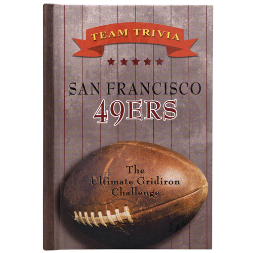 Team Trivia Books - 49ers