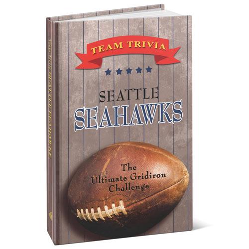 Team Trivia Books - Seahawks