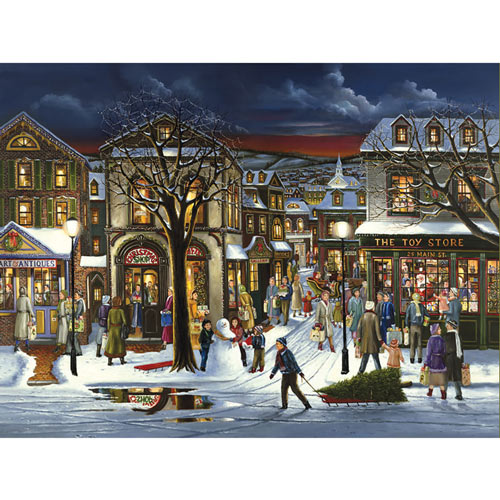 Tis the Season 500 Piece Jigsaw Puzzle