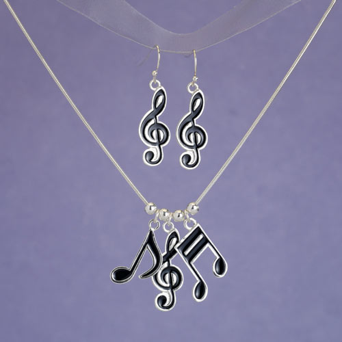 Musical Jewelry