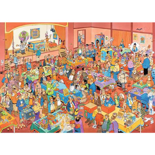 Magic Fair 1000 Piece Jigsaw Puzzle