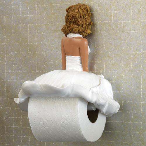 Monroe Toilet Paper Holder