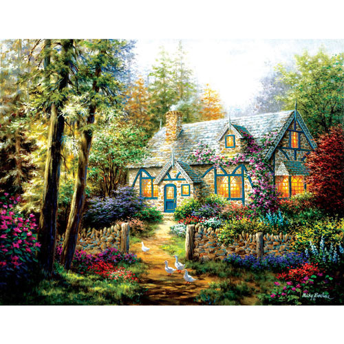 Country Gem 1000 Piece Jigsaw Puzzle